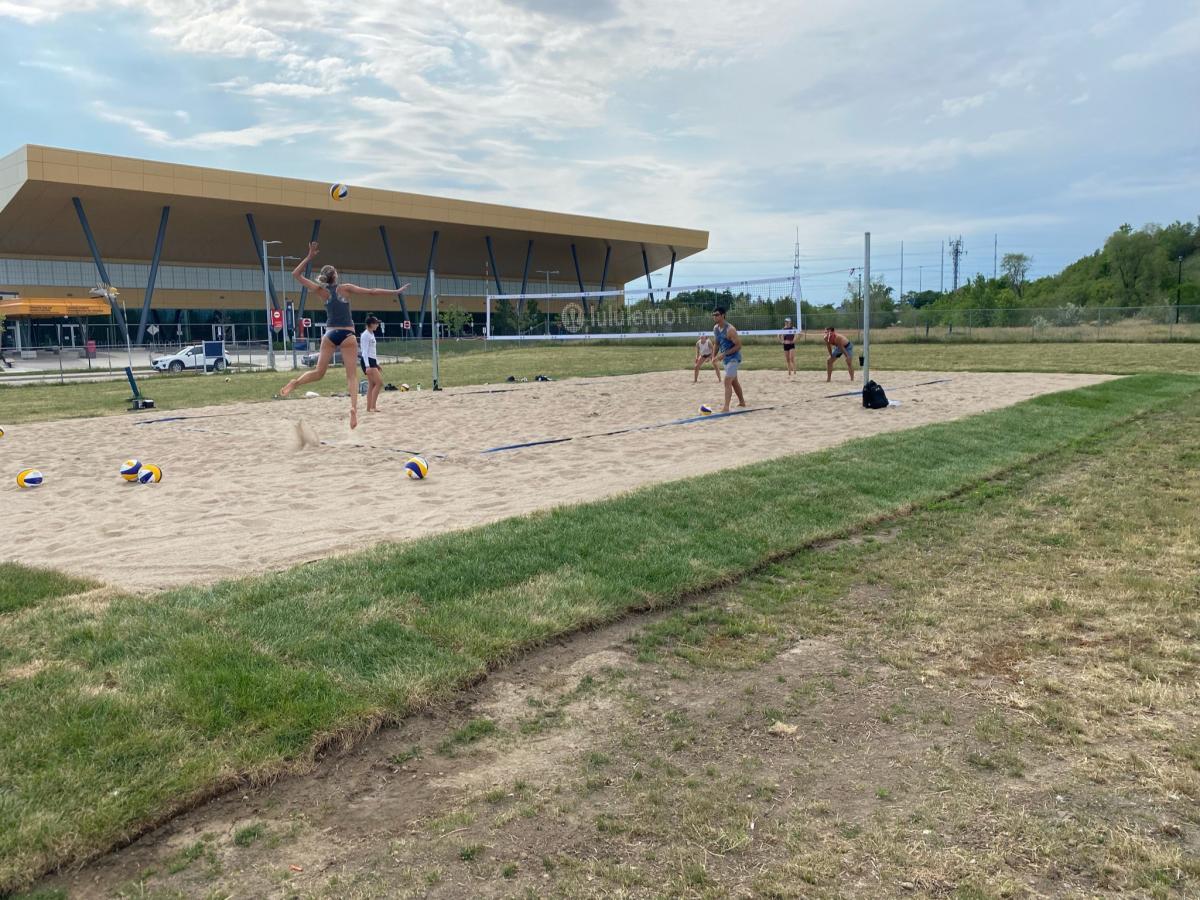 Canada Beach Volleyball @ TPASC