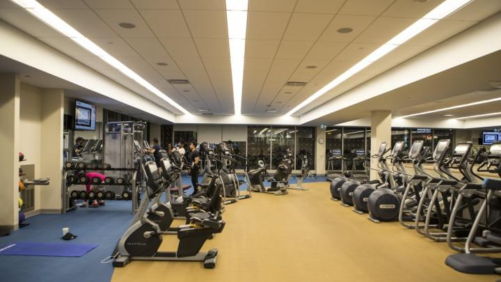 Fitness Centre - Level 2