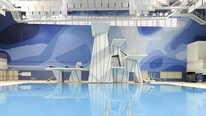 Dive Pool & Tower