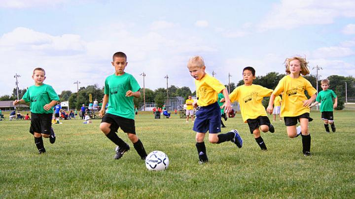 Drop-in Soccer (Child)