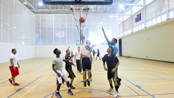 Drop-in Basketball (UTSC)