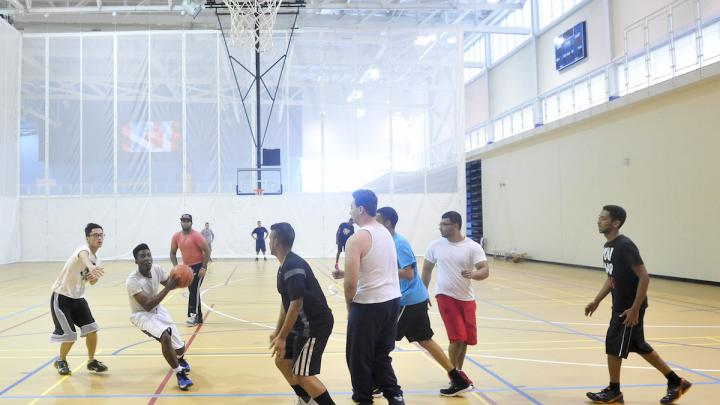 Drop-in Basketball (Adult 17+)