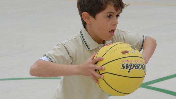 Basketball: Skills and Drills (Child 4-5)