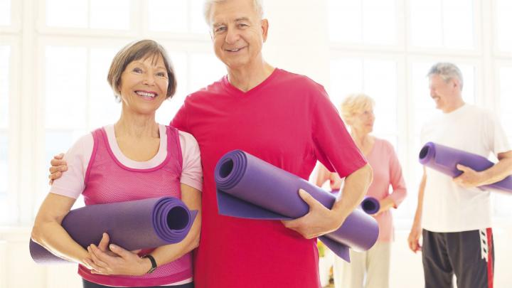 Stretch and Strength (60+)