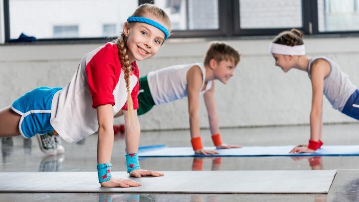 Yoga (6-12 yrs)