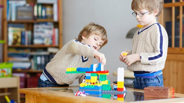 Master Builders (9-12 yrs)