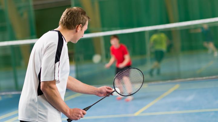 Drop-in Badminton (Older Adult)