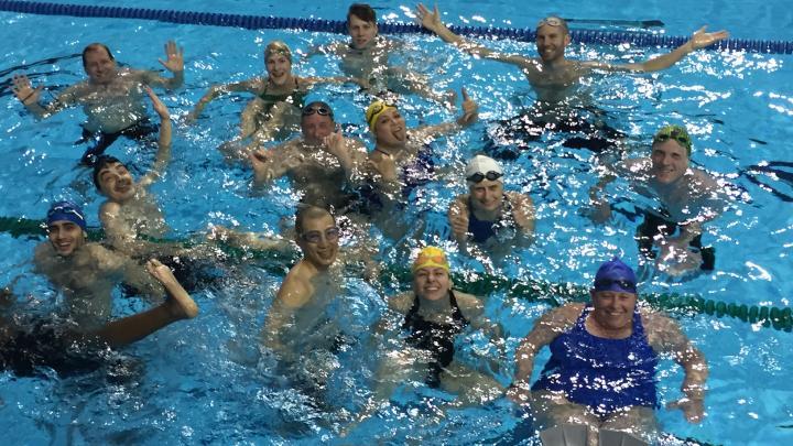 Masters Swim Club
