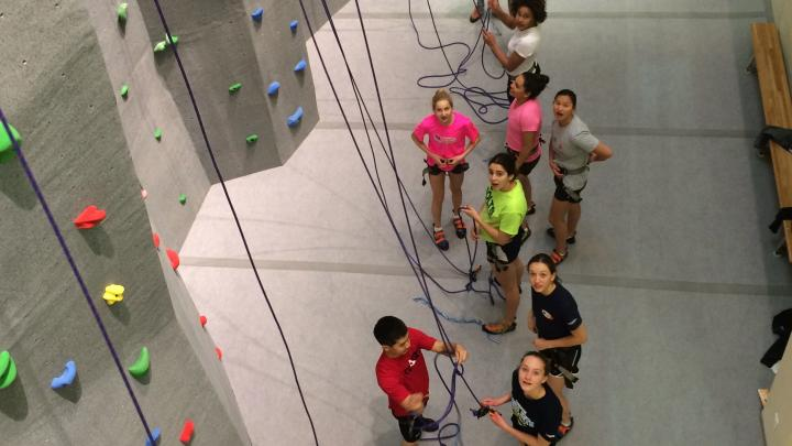 Drop-in Climb 13+ (Experienced Climbers)