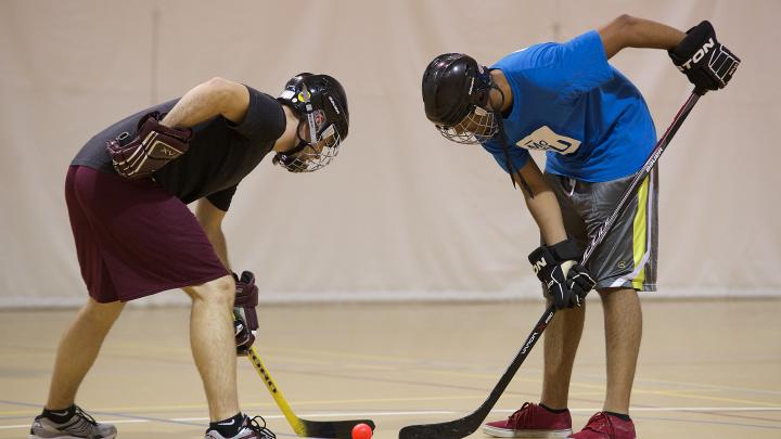 Drop-in Ball/Floor Hockey (UTSC)