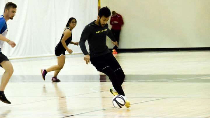 Drop-in Soccer (UTSC)