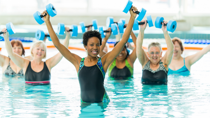 Aquafit (Older Adult)