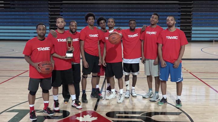 TPASC Basketball League