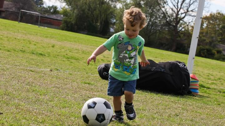 Start to PLAY! Soccer (Child 4-5)