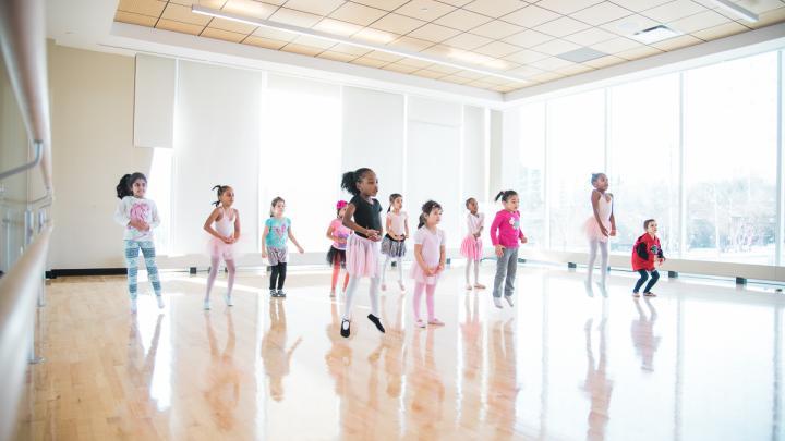 Ballet (Child 3-5)