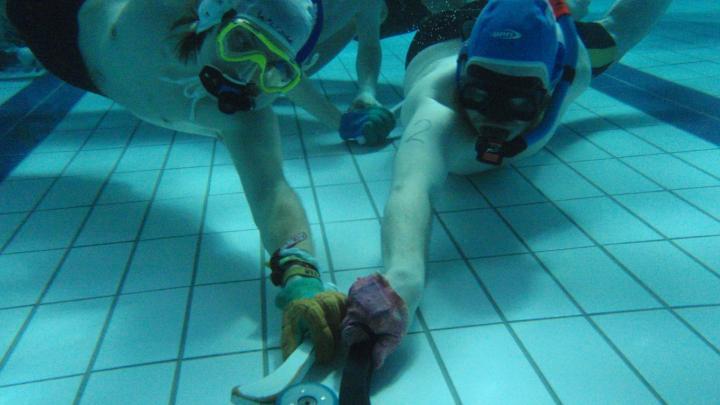 Underwater Hockey (UTSC)