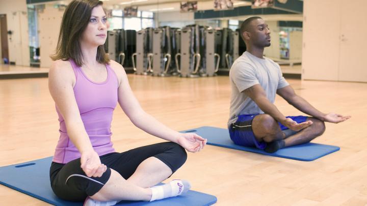 Yoga & Caregiver
